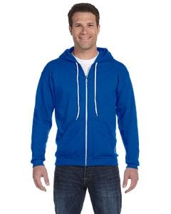 Anvil 71600 Full-Zip Hooded Fleece