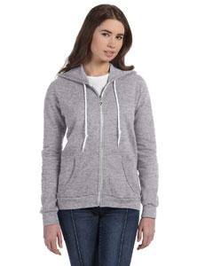 Anvil 71600L Ladies' Full-Zip Hooded Fleece