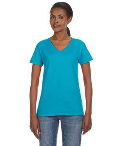 Anvil 88VL Ladies' Lightweight V-Neck T-Shirt