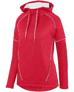 Augusta Sportswear 5556 Ladies' Zoe Tonal Heather Hoodie