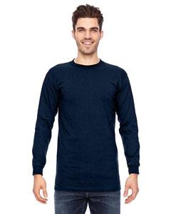 Bayside BA6100 6.1 oz. Long-Sleeve Basic T-Shirt