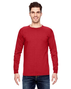 Bayside BA6100 6.1 oz. Long-Sleeve Basic T-Shirt