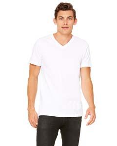Bella + Canvas 3005 Unisex Jersey Short-Sleeve V-Neck T-Shirt
