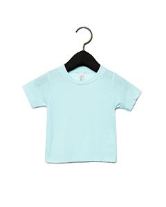 Bella + Canvas 3413B Infant Triblend Short Sleeve T-Shirt - ICE BLU TRIBLND