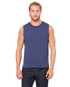 Bella + Canvas 3483 Men's Jersey Muscle Tank