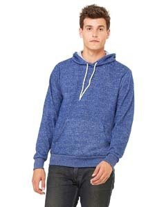 Bella + Canvas 3719 Unisex Poly-Cotton Fleece Pullover Hoodie