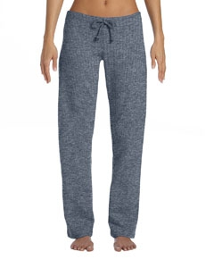 Bella + Canvas 7017 Ladies' Fleece Straight Leg Sweatpant