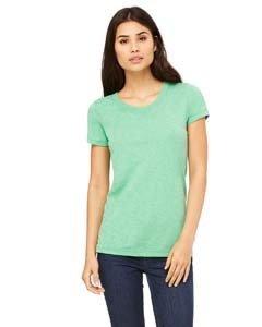 Bella + Canvas B8413 Ladies' Triblend Short-Sleeve T-Shirt
