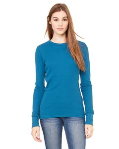 Bella + Canvas B8500 Ladies' Thermal Long-Sleeve T-Shirt