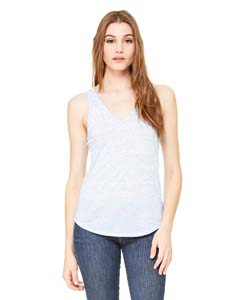 Bella + Canvas B8805 Ladies' Flowy V-Neck Tank