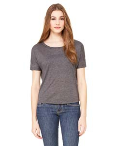 Bella + Canvas B8871 Ladies' Flowy Open Back T-Shirt