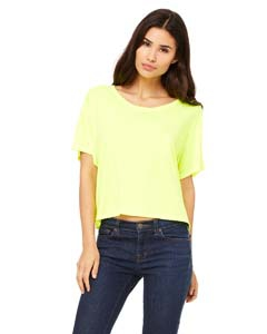 Bella + Canvas B8881 Ladies' Flowy Boxy T-Shirt