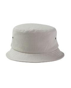 Big Accessories BA534 Metal Eyelet Bucket Cap