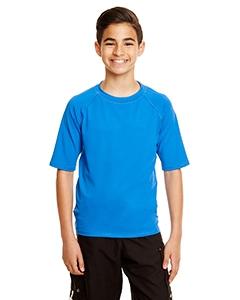 Burnside B4150 Youth Rash Guard T-Shirt