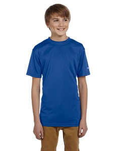 Champion CW24 Double Dry® Youth 4.1 oz. Interlock T-Shirt