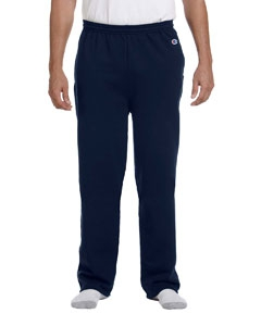 Champion P800 Eco® 9 oz. Open-Bottom Fleece Pant with Pockets