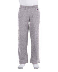 Champion P890 Eco® Youth 9 oz. Open-Bottom Fleece Pant