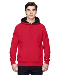 Champion S1781 for Team 365 Cotton Max 9.7 oz. Pullover Hood