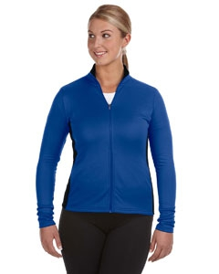 Champion S260 Performance Ladies' 5.4 oz. Colorblock Full-Zip Jacket