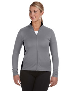 Champion S260 Performance Ladies' 5.4 oz. Colorblock Full-Zip Jacket