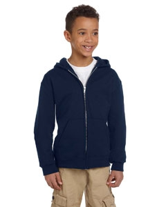 Champion S890 Eco® Youth 9 oz. Full-Zip Hood