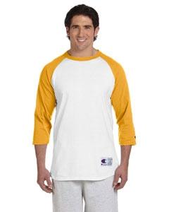 Champion T1397 5.2 oz. Raglan Baseball T-Shirt