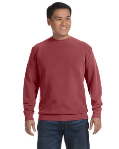Comfort Colors 1566 9.5 oz. Garment-Dyed Fleece Crew