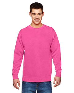 Comfort Colors 1566 9.5 oz. Garment-Dyed Fleece Crew