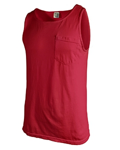 Comfort Colors 9330 Adult Heavyweight RS Pocket Tank