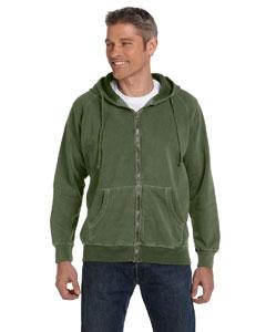 Comfort Colors C1563 10 oz. Garment-Dyed Full-Zip Hood