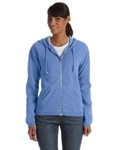 Comfort Colors C1598 Ladies' 10 oz. Garment-Dyed Full-Zip Hood