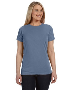Comfort Colors C4200 Ladies' 4.8 oz. Ringspun Garment-Dyed T-Shirt