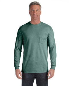 Comfort Colors C4410 6.1 oz. Long-Sleeve Pocket T-Shirt