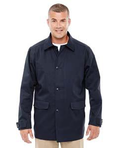Devon & Jones D982 Men's Lightweight Basic Trench Jacket