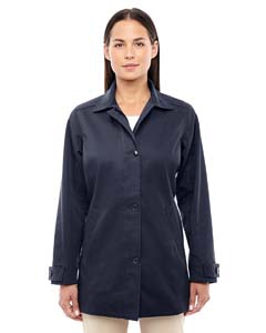 Devon & Jones D982W Ladies' Lightweight Basic Trench Jacket