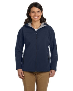 Devon & Jones D998W Ladies' Hooded Soft Shell Jacket