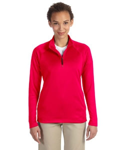 Devon & Jones DG440W Ladies' Stretch Tech-Shell® Compass Quarter-Zip