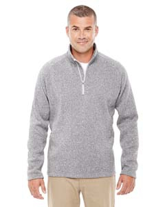 Devon & Jones DG792 Men's Bristol Sweater Fleece Half-Zip