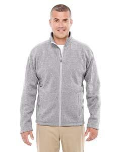 Devon & Jones DG793 Men's Bristol Full-Zip Sweater Fleece Jacket