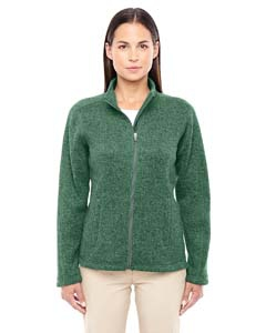 Devon & Jones DG793W Ladies' Bristol Full-Zip Sweater Fleece Jacket