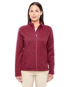 Devon & Jones DG793W Ladies' Bristol Full-Zip Sweater Fleece Jacket