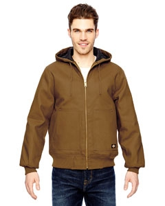 Dickies TJ718 10 oz. Hooded Duck Jacket