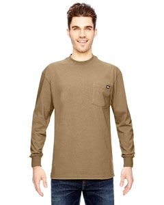 Dickies WL450 6.75 oz. Heavyweight Work Long-Sleeve T-Shirt