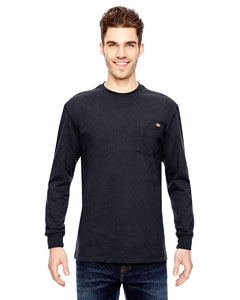 Dickies WL450T 6.75 oz. Heavyweight Work Long-Sleeve Tall Work T-Shirt