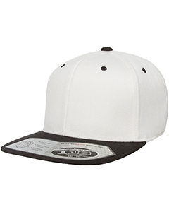 Flexfit 110FT Fitted Classic Two-Tone Cap