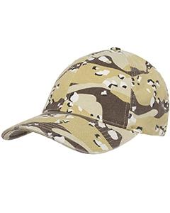 Flexfit 6977CA Cotton Camouflage Cap