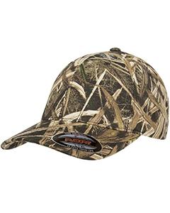 Flexfit 6999 Mossy Oak® Pattern Camouflage Cap
