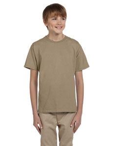 Fruit of the Loom 3931B Youth 5 oz., 100% Heavy Cotton HD® T-Shirt