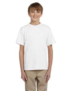 Fruit of the Loom 3931B Youth 5 oz., 100% Heavy Cotton HD® T-Shirt