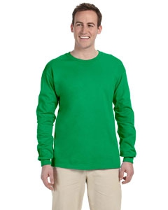 Fruit of the Loom 4930 5 oz., 100% Heavy Cotton HD® Long-Sleeve T-Shirt